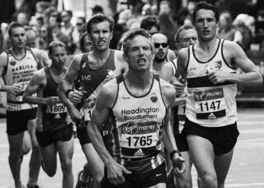 マラソンで乳頭が痛くなる